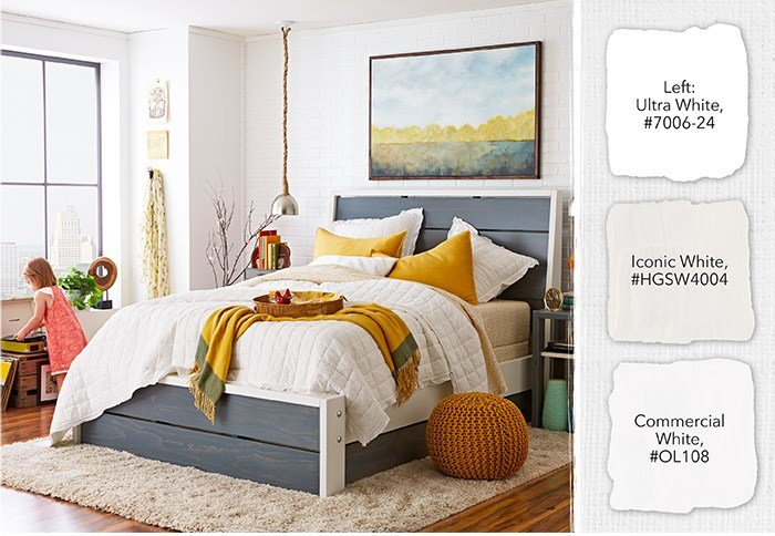 Best White Paint Color Selection Tips With Pictures