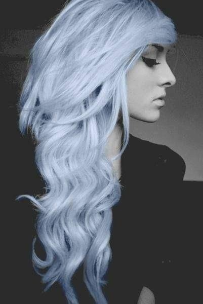 Free Steel Blue Curly Hair Pictures Photos And Images For Wallpaper