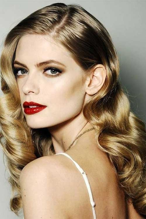 Free 20 Party Hairstyles For Curly Hair Hairstyles Wallpaper