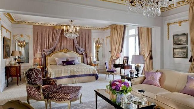 Best Inside Paris Most Expensive Hotel Suite At Hotel Plaza With Pictures