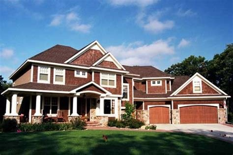 Best Craftsman Style House Plans 4171 Square Foot Home 2 With Pictures