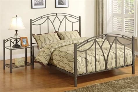 Best Metal Bedroom Furniture My Home Style With Pictures