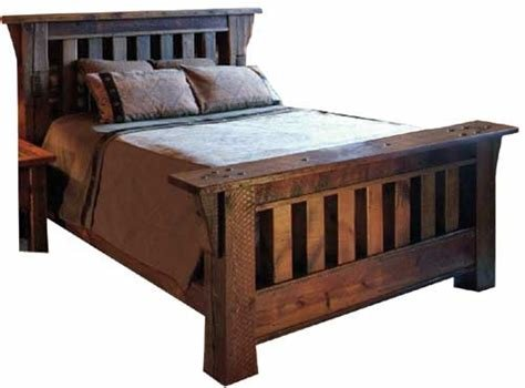 Best Reclaimed Wood Bedroom Furniture My Home Style With Pictures