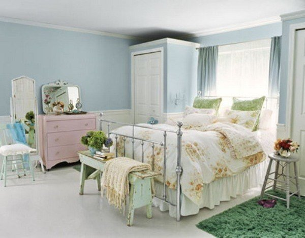 Best Pastel Color Palettes In Elegant Bedroom Designs With Pictures