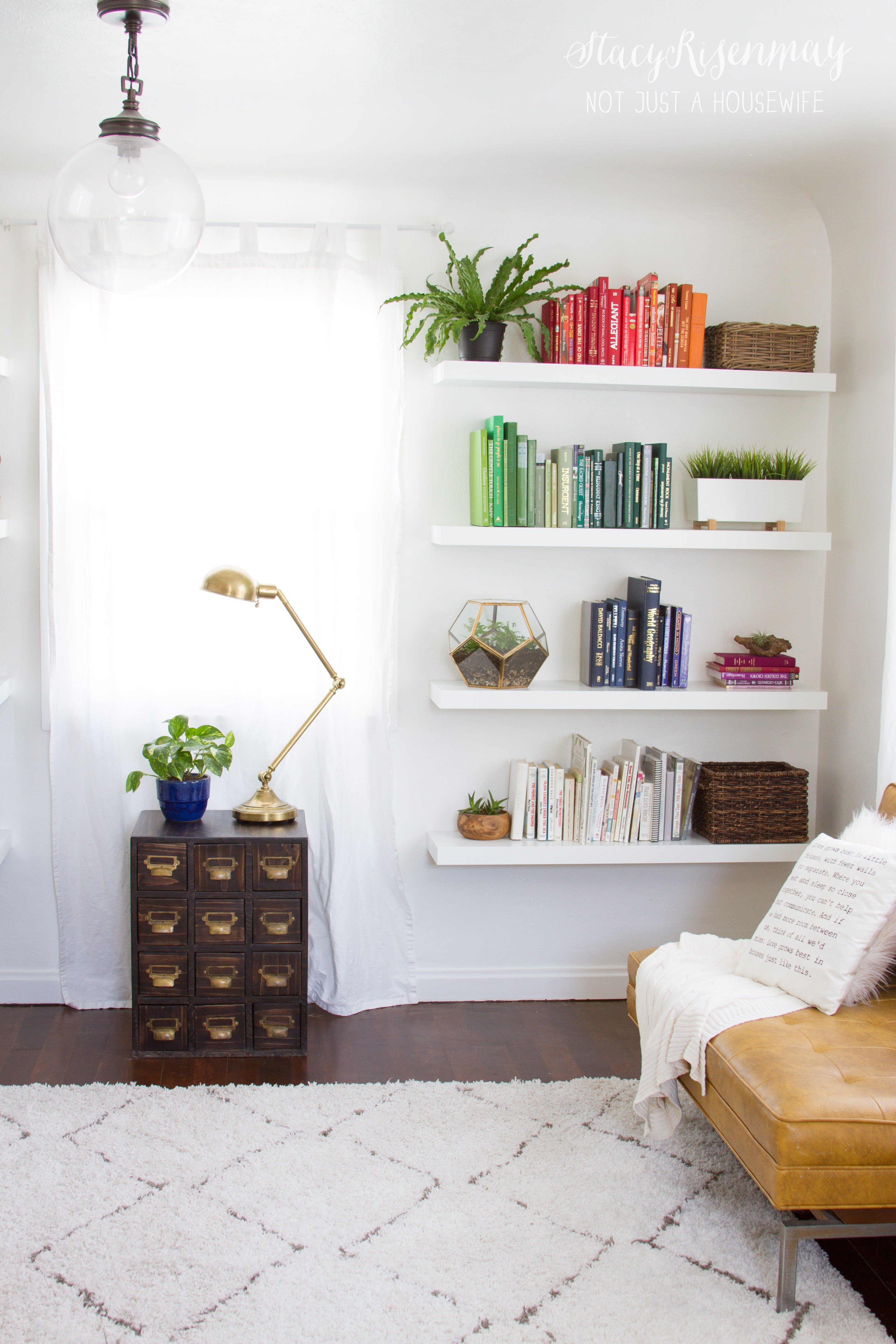 Best Bright And Colorful Family Room Not Just A Housewife With Pictures