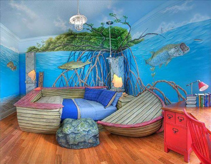 Best 21 Cool Bedroom Designs That Your Children Will Never Want With Pictures