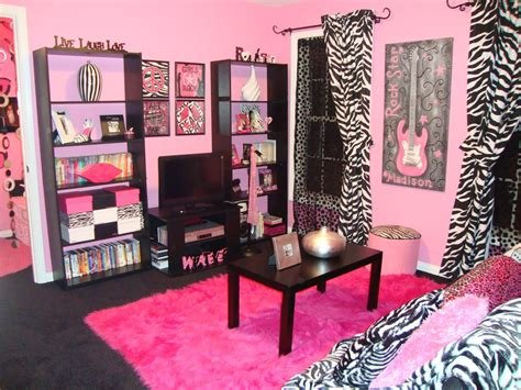 Best Interior Architecture Girls Bedroom Ideas Zebra Print With Pictures