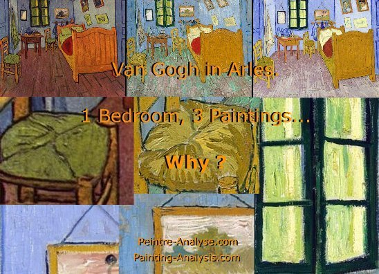 Best Vincent Van Gogh The Bedroom In Arles October 1888 September 1889 Analysis And Study Of The With Pictures