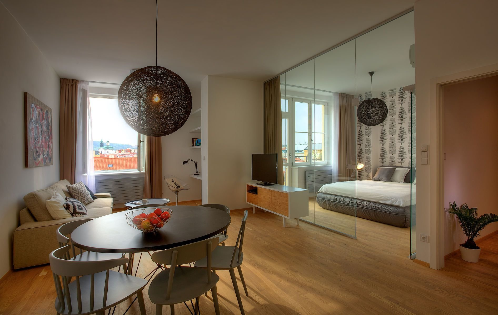 Best Two Bedroom Balcony Apartment Prague 1 Old Town Prague With Pictures