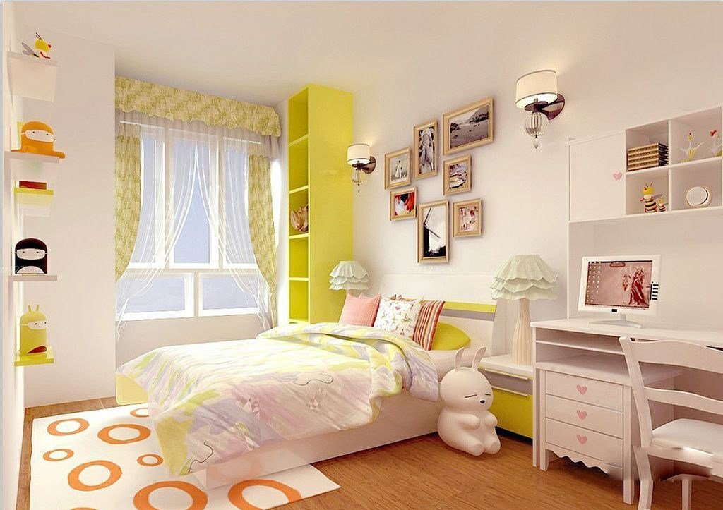 Best Small Bedroom Designs For A Teenage Girl With Pictures