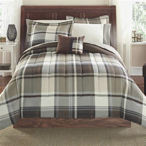 Best Walmart Bedroom Comforter Sets New Bed In A Bag Sets With Pictures