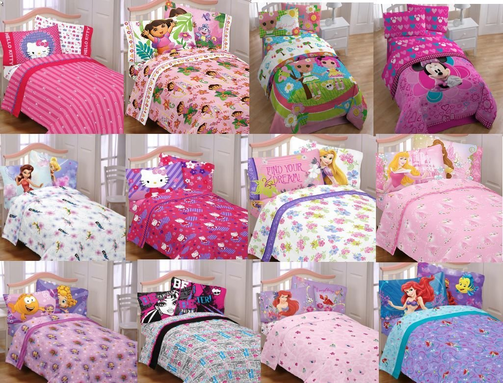 Best Latest Toddler Bedding Sets For Girls – House Photos With Pictures