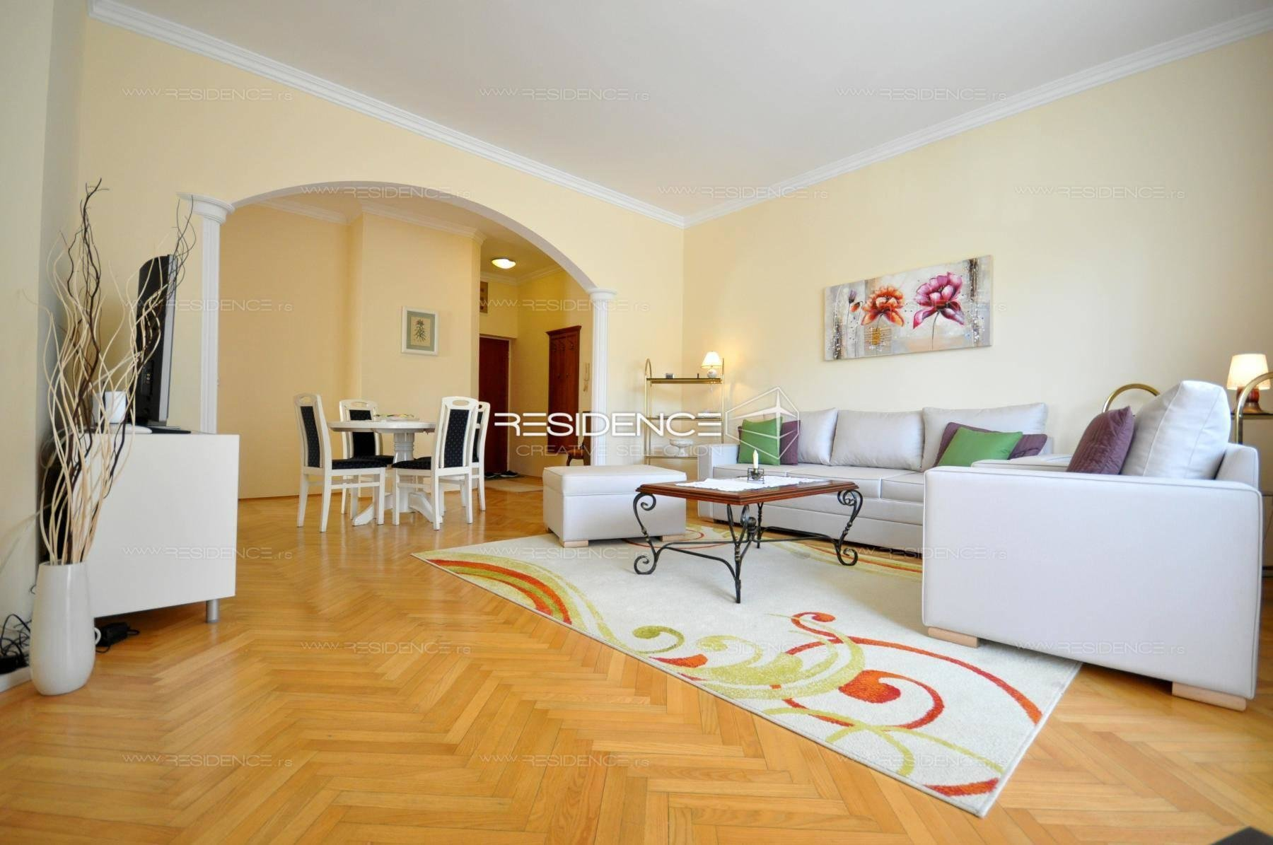Best Cute Furnished Two Bedroom Apartment In Dedinje Residence With Pictures