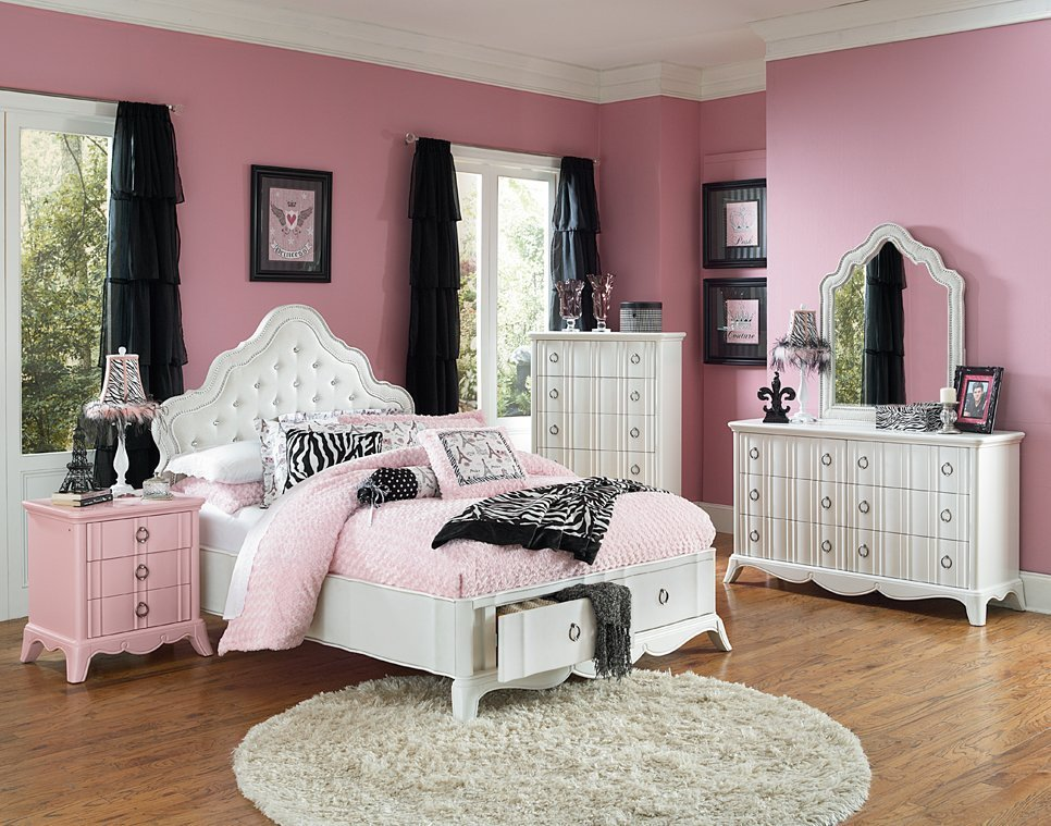 Best Girls Full Size Bedroom Sets Home Furniture Design With Pictures