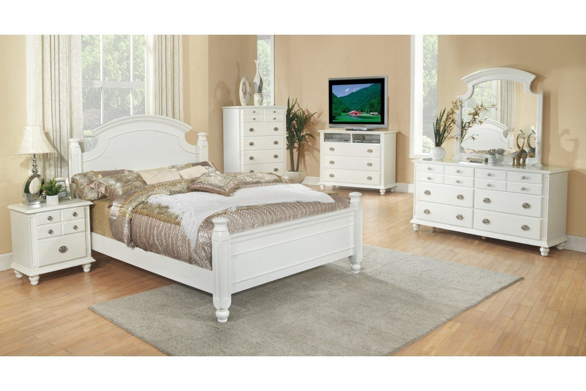 Best White Queen Size Bedroom Sets Home Furniture Design With Pictures