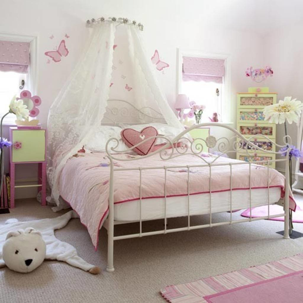 Best 15 Beautiful And Unique Bedroom Designs For Girls With Pictures