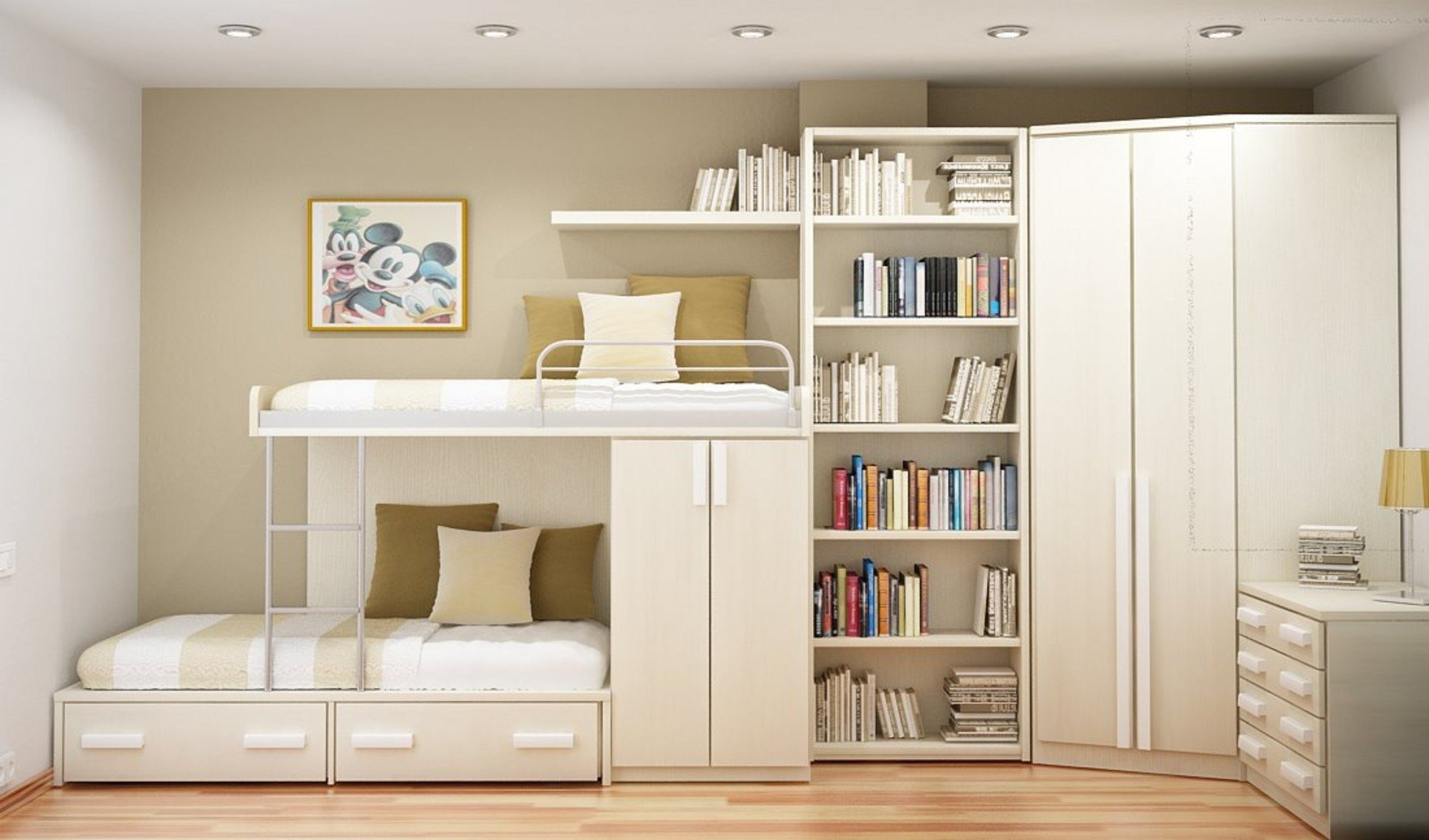 Best 12 Space Saving Furniture Ideas For Kids Rooms Interior With Pictures
