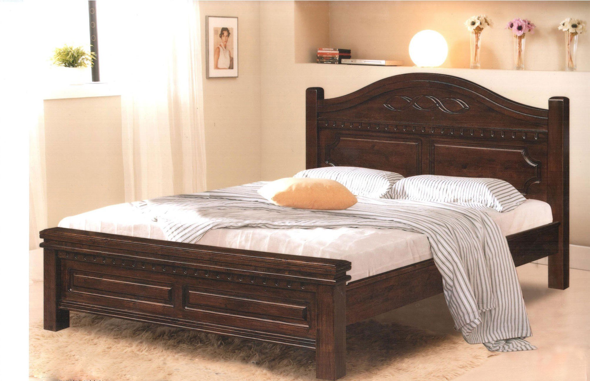 Best Bedroom Captivating Queen Size Bed Frames For Bedroom With Pictures
