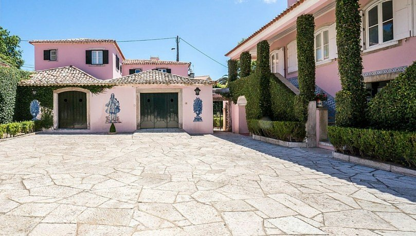 Best 7 Bedroom Villa With Guest House For Sale In Cascais Portugal With Pictures