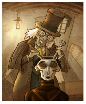 El Gabinete del Dr Caligari