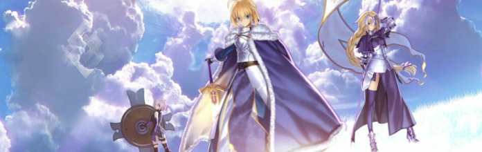 Fate/Grand Order Mobile Game Feature