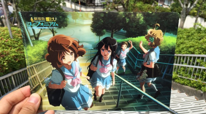 Japan Anime Tourism -- Featured