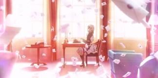 Violet Evergarden Netflix -- Featured