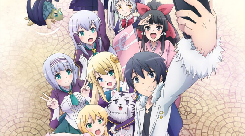 In Another World With My Smartphone Anime Review
