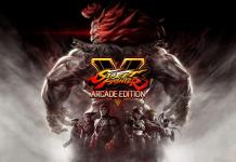 Street Fighter V Arcade Edition -- Featured