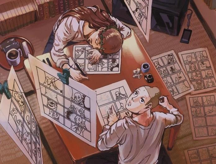 manga exhibit