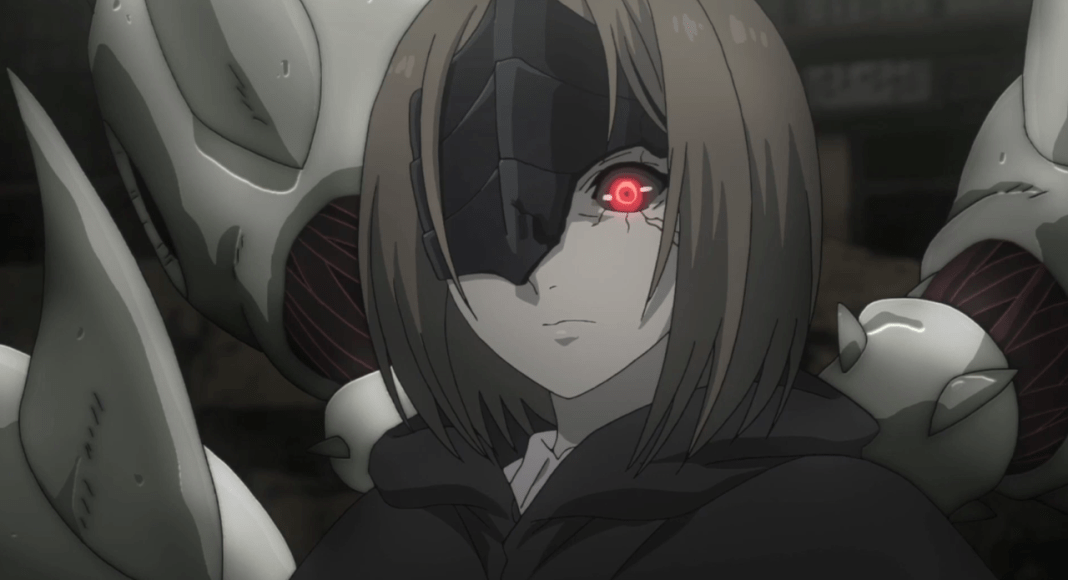 tokyo ghoul:re spainish dub funimation mexico brazil anime