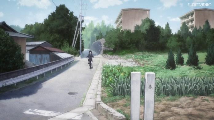 super cub anime episode 1 screenshot