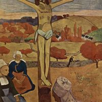 Palabra de Dios y arte, el Cristo amarillo