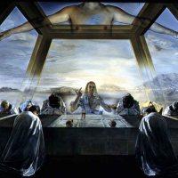 palabra de dios y arte, la última cena