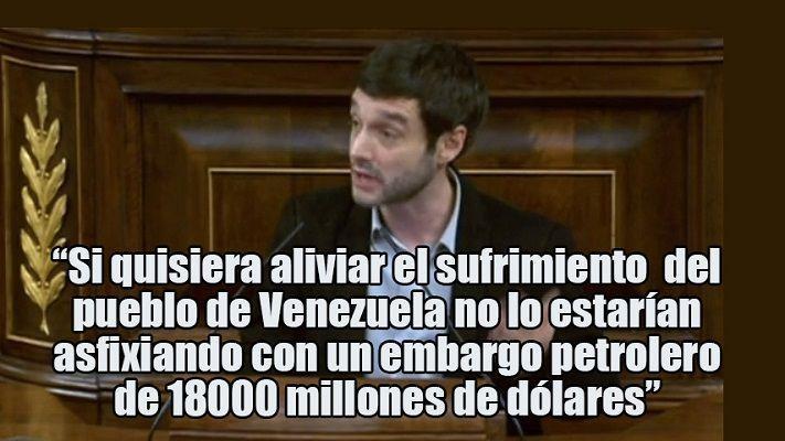 """""""Hace 15 años la sociedad le paró los pies a Aznar, tenía razón y lo volverá a hacer"""". Pablo Bustinduy"""