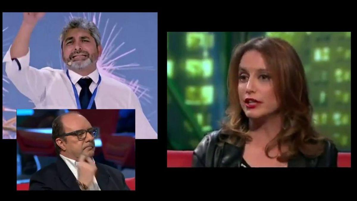 """El discurso del agua"". La razón por la que a Andrea Levy le da cosica hablar de Juan José Cortés [+zasca]"