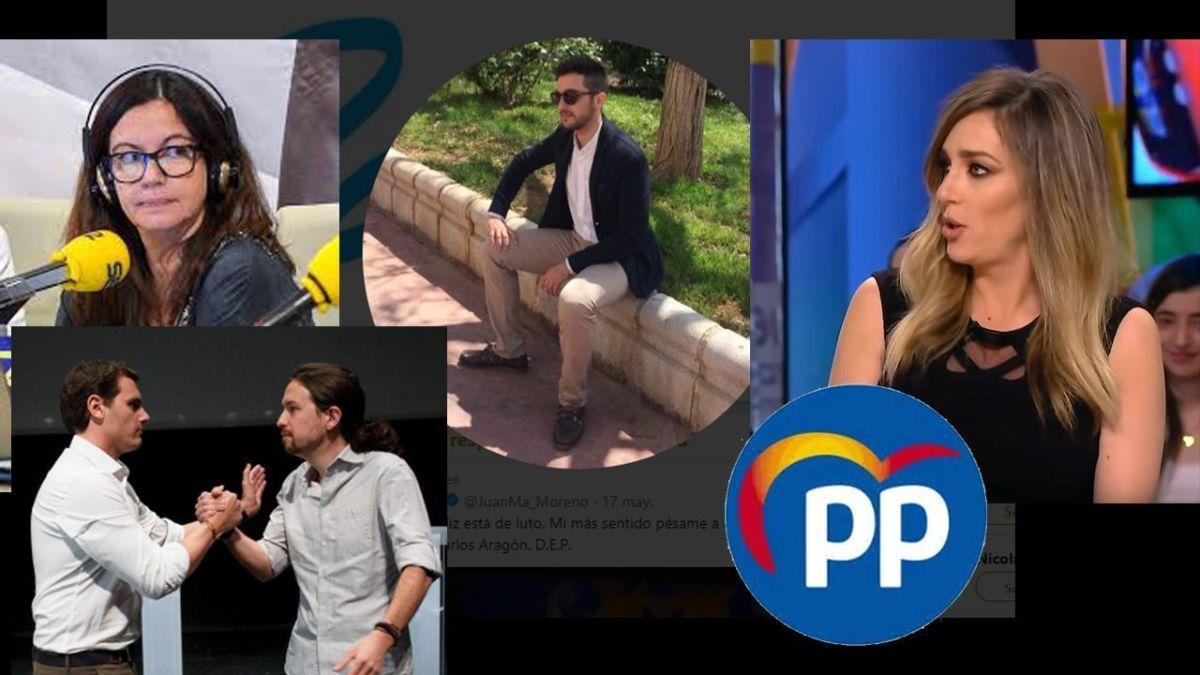 """""""Que os f*llen, hija de p*ta, zorra, guarra"""". La joya del PP en las lista de Almería"""