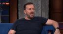 Ricky Gervais estalla de nuevo contra la tauromaquia por una foto de un toro agonizando