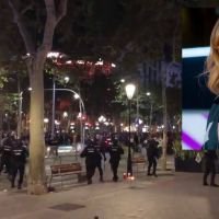 VÍDEO | Una corresponsal de la BBC afirma que la policía empezó los disturbios en Barcelona