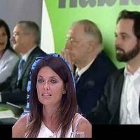La cofundadora de Vox Cristina Seguí denuncia una agresión y culpa a Pablo Iglesias y Adriana Lastra
