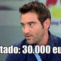 30.000 € de multa para Javier Negre: rayó la coacción, mintió y se inventó la entrevista.