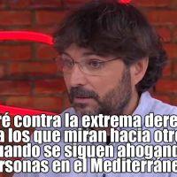 La caverna y el PSOE contra Jordi Évole, que confiesa que votará, y detona la jornada de reflexión
