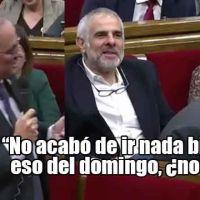 Vídeo | El épico troleo de Quim Torra a Ciudadanos ¿No fue bien el domingo? [Español]