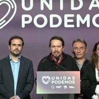 """""""Carta blanca para delinquir"""". U.Podemos llevará al Congreso la despenalización de las injurias al Rey sin el PSOE"""