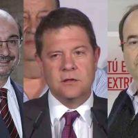 Vídeo | Guerra en el PSOE: Lambán llama supremacista a Iceta y Page le dice que en España hablan todos los españoles