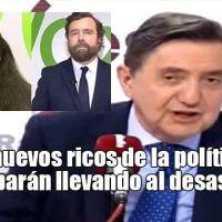 """Jiménez Losantos se arrepiente de haber votado a Vox y arremete contra los """"aristogatos"""""""
