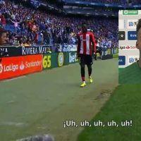 "Vídeo | Racismo. Insultos racistas a Iñaki Williams: ""Me voy triste"""