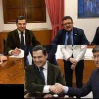 La Junta pide al Gobierno de España que rebaje el IVA del alquiler de las sillas y palcos de la Semana Santa