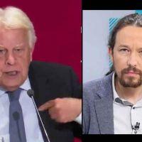 Vídeo | Bilis: Felipe González pide que le expliquen por qué Pablo Iglesias está en la comisión del CNI