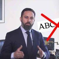 Vox veta a ABC y los expulsa de su grupo de WhatsApp por publicar que rechazan dejar de cobrar las dietas